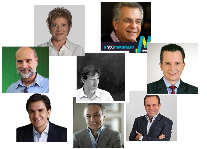 Candidatos SP